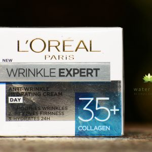L'OREAL WRINKLE EXPERT HYDRATING DAY CREAM (35+)
