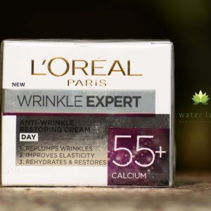 L'OREAL WRINKLE EXPERT HYDRATING DAY CREAM (55+)
