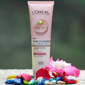 L'Oreal Paris Fine Flowers Gel-Cream Wash