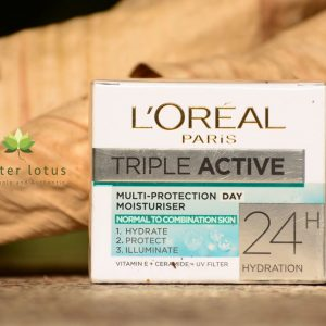 L'oreal Triple Active Multi-Protection Day Moisturizer