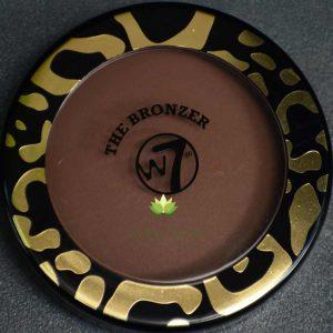 W7 The Bronzer Matte Compact Bronzing Powder